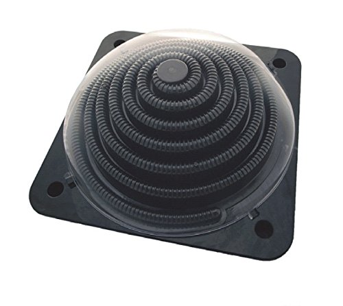 AquaForte Solar Calefacción 60x 60x 28cm, volumen 6L–extienda su piscina temporada. SC606