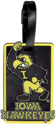 aminco NCAA Virginia Cavaliers Soft Bag Tag
