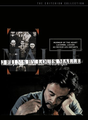 3 Films by Louis Malle (Au Revoir Les Enfants / Murmur of the Heart / Lacombe, Lucien) (The Criterion Collection) by Image Entertainment