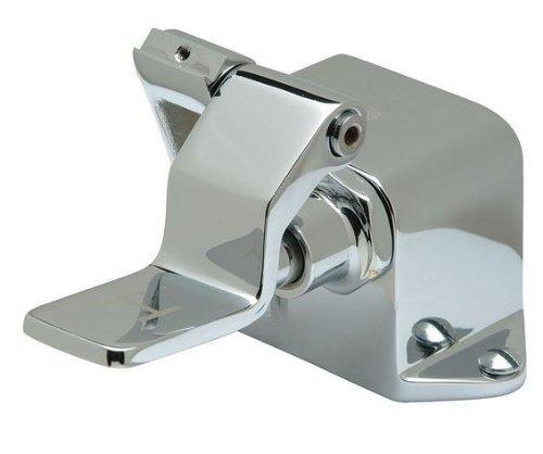 Zurn Z85100 Aqua Spec Floor-Mount Self-Closing Single Foot Pedal Valve ()