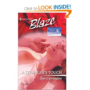 A Stranger's Touch (Midnight Fantasies) (Harlequin Blaze) Tori Carrington
