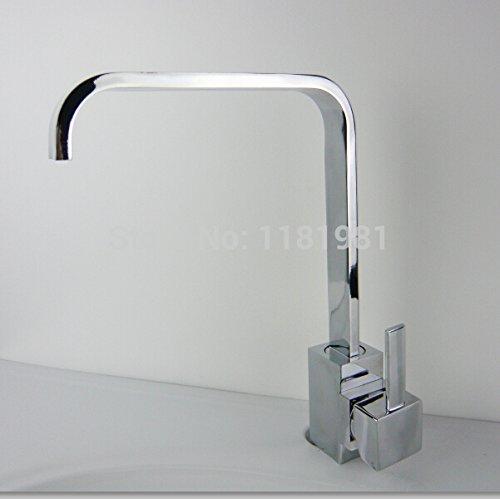 U-Enjoy Fabrikverkauf Direkt Top-Qualität Drehbare Platz Küchenarmatur [Kostenloser Versand]
