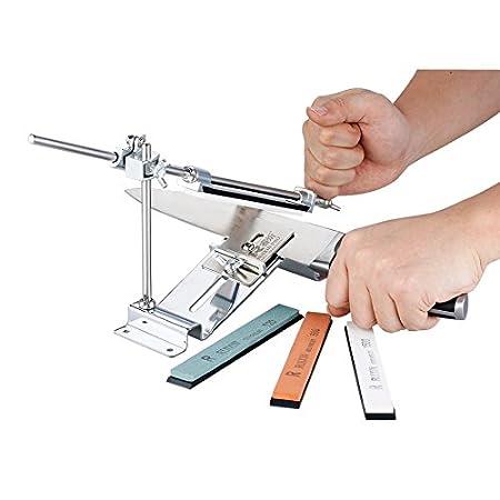Amazon.com: Afilador de cuchillos Ruixin Pro III todos los ...