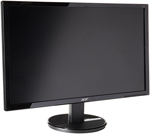 Acer 24 1080p Full HD Widescreen LCD Display - K242HL bd