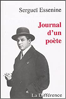 Journal d'un poète par Essenine