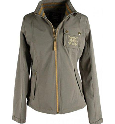 Jacket Newmarket (Horseware Newmarket Gisele Jacket - Ladies - Size:Small Color Khaki)