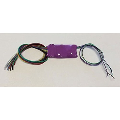 Throttle Up TUC885007 HO//N DCC Sound TSU2200 Decoder ALCO Diesel