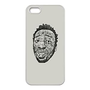 iPhone 5 5s Cell Phone Case White RIP ODB Brooklyn Zoo BPL Cell Phone Case Fashion Plastic