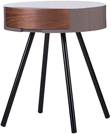 Origineel Carl Artbay Huis&Geselecteerde meubels/Bijzettafel, Hout, Met lade, Woonkamertafel, Slaapbank, 45 X 52 Cm,  MlyyhVO