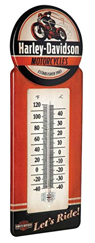Harley-Davidson® Motorcycles Thermometer HDL-10098