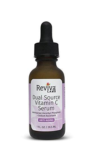 Reviva Labs Dual Source Vitamin C Serum
