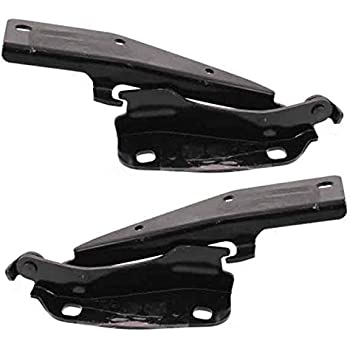 07-15 MKX Front Hood Hinge Bracket Left Right SET PAIR 09-18 Flex 07-14 Edge