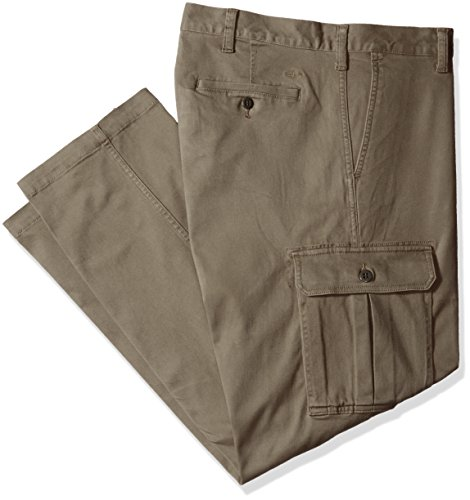 Dockers Men's Big and Tall Standard Cargo Pant, Dark, used for sale  Delivered anywhere in USA