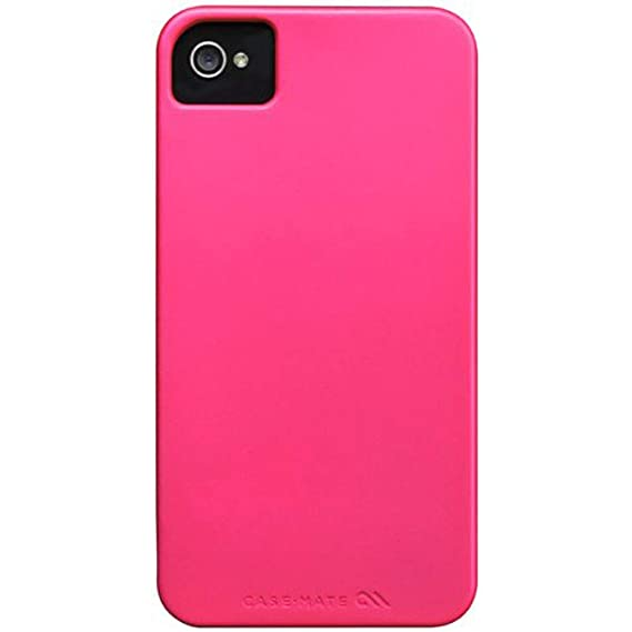 Case-Mate Barely There Hard Back Case Cover for Apple iPhone 6 / 6S - Lipstick Pink Mobile Phone Cases & Covers at amazon