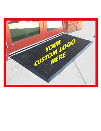 Logo Rug Custom - Custom Logo Entry Door Mats Qty.1 2