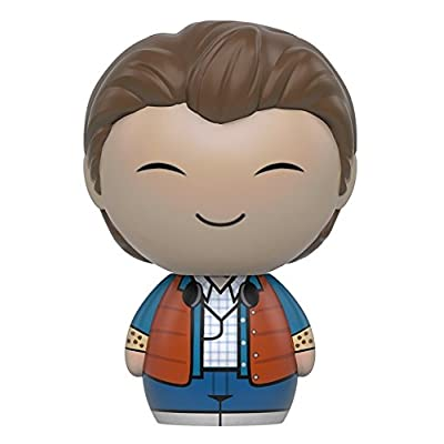 Funko Dorbz: Back to The Future - Marty McFly Action Figure: Funko Dorbz:: Toys & Games