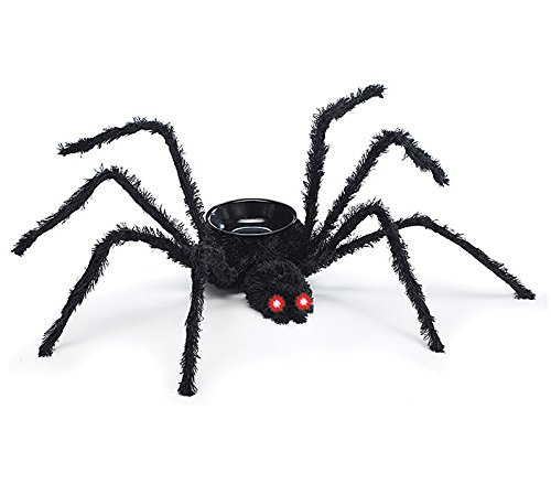 Animated Halloween Spider Serving Bowl ()