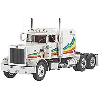 Amazon amt 866 125 peterbilt 359 california hauler revell germany peterbilt 359 conventional tractor building kit publicscrutiny Images