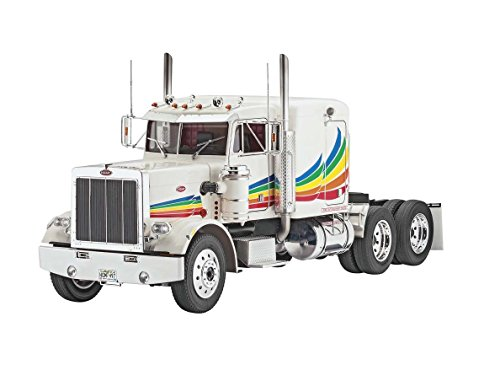 Revell Germany Peterbilt 359 Conventional Tractor Building Kit