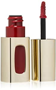 L'Oreal Paris Colour Riche Extraordinaire Lip Color, 306 Scarlet Concerto, 0.18 Fluid Ounce
