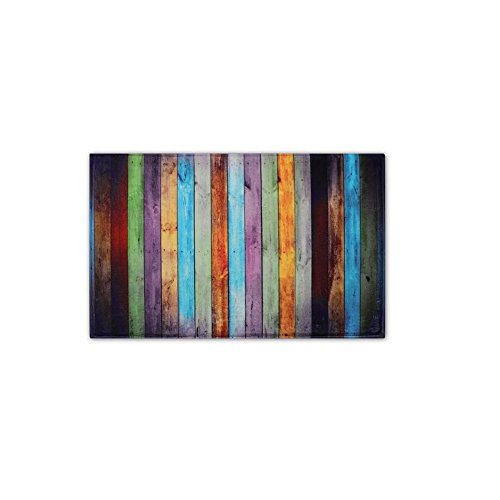 colorful kitchen rug - 2