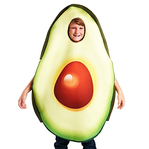 Unique Childrens Halloween Costumes Ideas - Child Avocado Costume Size: 7-10