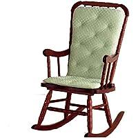 BabyDoll Bedding Heavenly Soft Adult Rocking Chair Cushion, Sage