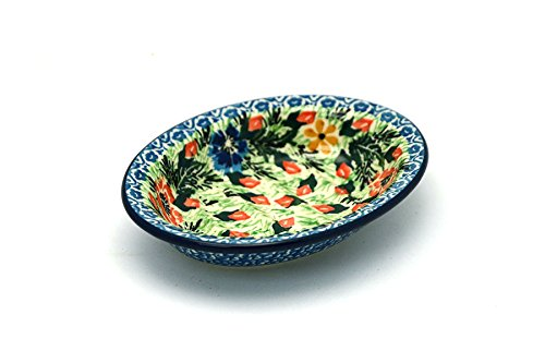 Polish Pottery Soap Dish - Unikat Signature - U3099