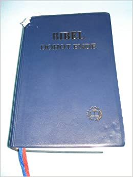 Bibel Dohot Ende The Bible In Batak Toba Language With A Hymnal