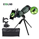 Best Hunting Spotting Scopes - ESSLNB Spotting Scope with Tripod Phone Adapter 25-75 Review