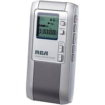 RCA RP5013 Digital Voice Recorder