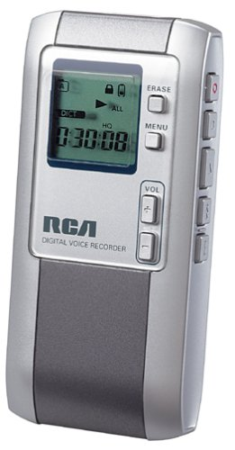 RCA RP5013 Digital Voice Recorder