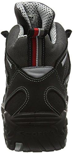 Cofra 17120-000.W40 Bersek S3 SRC Chaussure de sécurité Taille 40 Noir