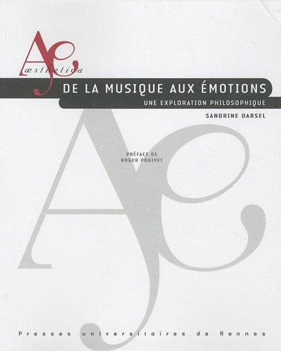 De la musique aux émotions (French Edition)