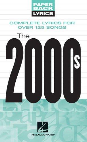 the-2000s-lyrics-paperback-lyrics