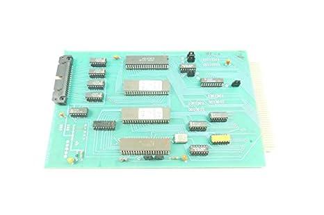 COPES VULCAN 860008 MICRO/C PCB CIRCUIT BOARD REV B D538201