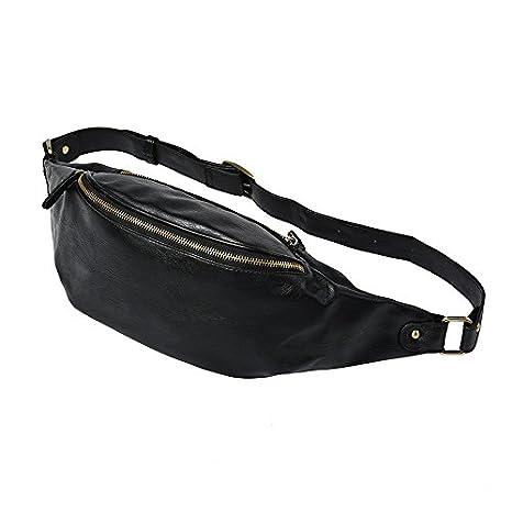 c1d189941458 Amazon.com : iVotre Vintage Style Soft PU Leather Cross Body Bag ...