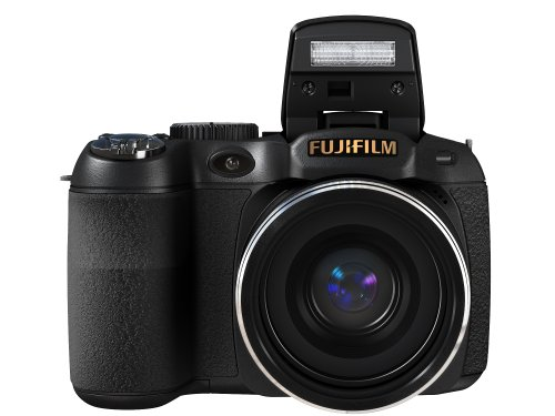 FUJIFILM FinePix デジタルカメラ S2800HD ブラック F FX-S2800HD 1400万画素 光学18倍ズーム 広角28mm 3 0型液晶