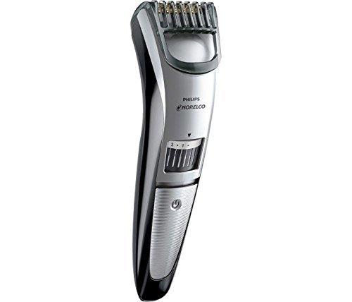Philips Norelco All-in-One Cordless Multigroom Turbo-Powered Beard & Mustache Trimmer Grooming Kit