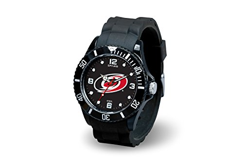 Logo Gametime Watch - Rico Industries NHL Carolina Hurricanes Spirit Watch
