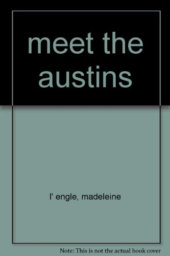 Book cover from meet the austins by madeleine lenlge