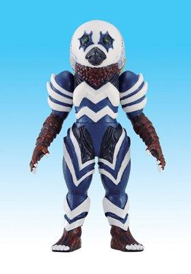 Ultraman Mebius Monster Kaiju #Sp Gutz Seijin Figure