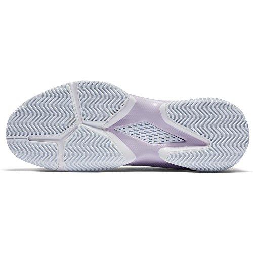 Nike Womens Air Zoom Scarpe Da Tennis Ultra Viola Nebbia / Bianco