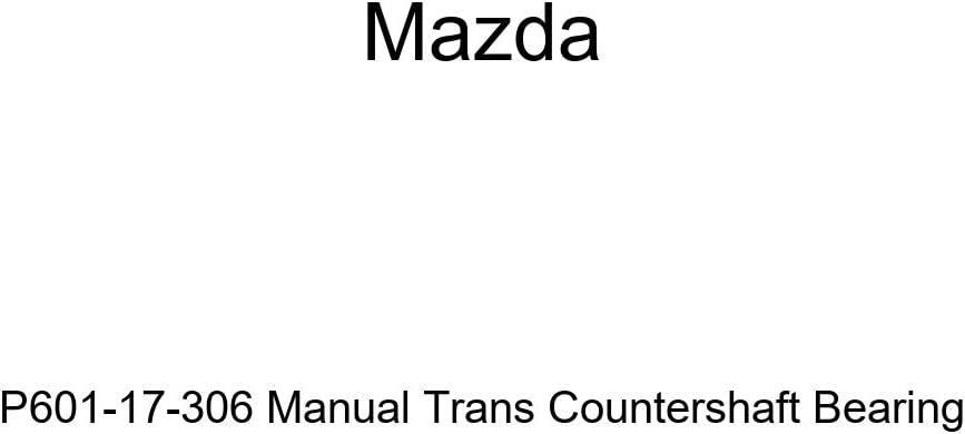 Mazda P601-17-306 Manual Trans Countershaft Bearing