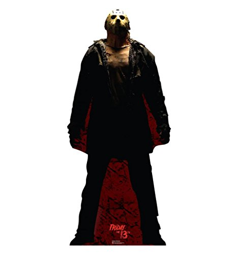 Jason Voorhees ''Dark'' - Friday the 13th (2009) - Advanced Graphics Life Size Cardboard Standup by Advanced Graphics