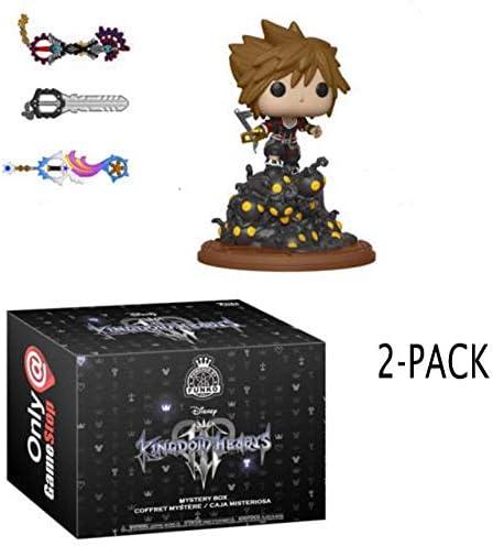 Kingdom Hearts 3 Mystery Box Funko Game Stop Exclusive Sora Figure #1: Amazon.es: Juguetes y juegos