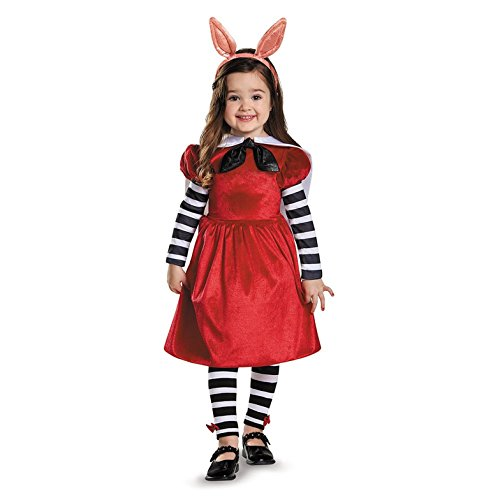 [Disguise 86329S Olivia Classic Toddler Costume, Small (2T)] (Pig Costume Amazon)