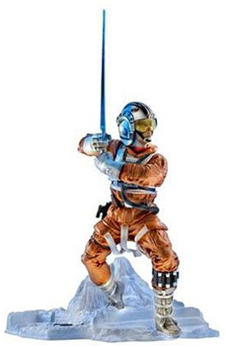 (Star Wars Unleashed Series 7 Action Figure Luke Skywalker (XWing Pilot))