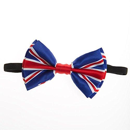 Union Jack Bow Tie - Union Costume Jack