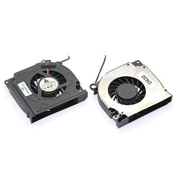 Ventilador compatible para ordenador PC portátil Dell Latitude D630 mcf-j05bm05, Neuf garantía 1 año, Fan, note-x/DNX/patines: Amazon.es: Informática
